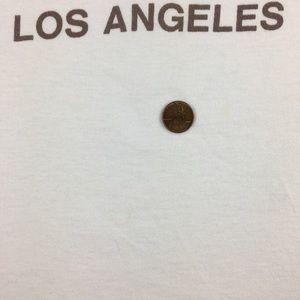 Bloopers! Shirts - Vintage Hard Rock Cafe Los Angeles Single Stitch